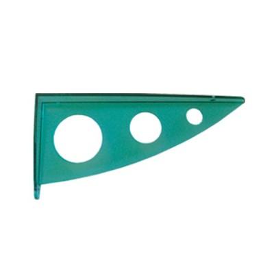 Trio shelf bracket