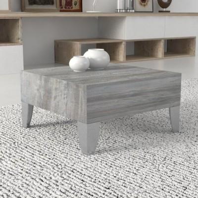 Tavolino basso Milton 50x50 cm