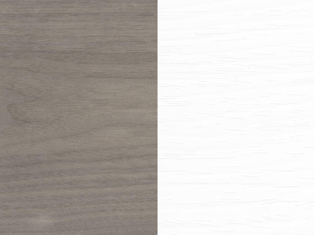 Rovere Grigio - Bianco frassinato