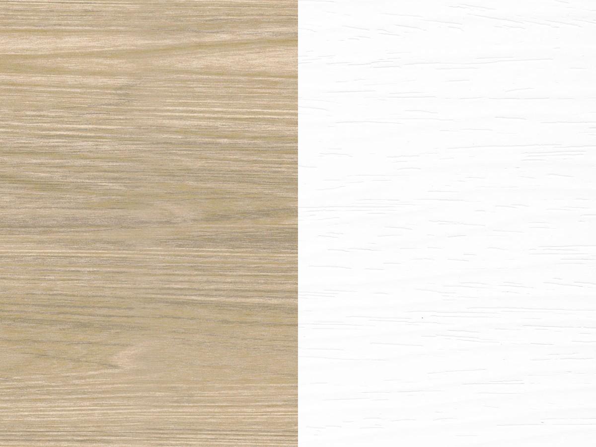 Rovere Rock - Bianco frassinato