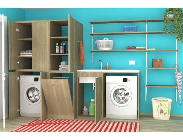 Come organizzare lo spazio lavanderia in casa