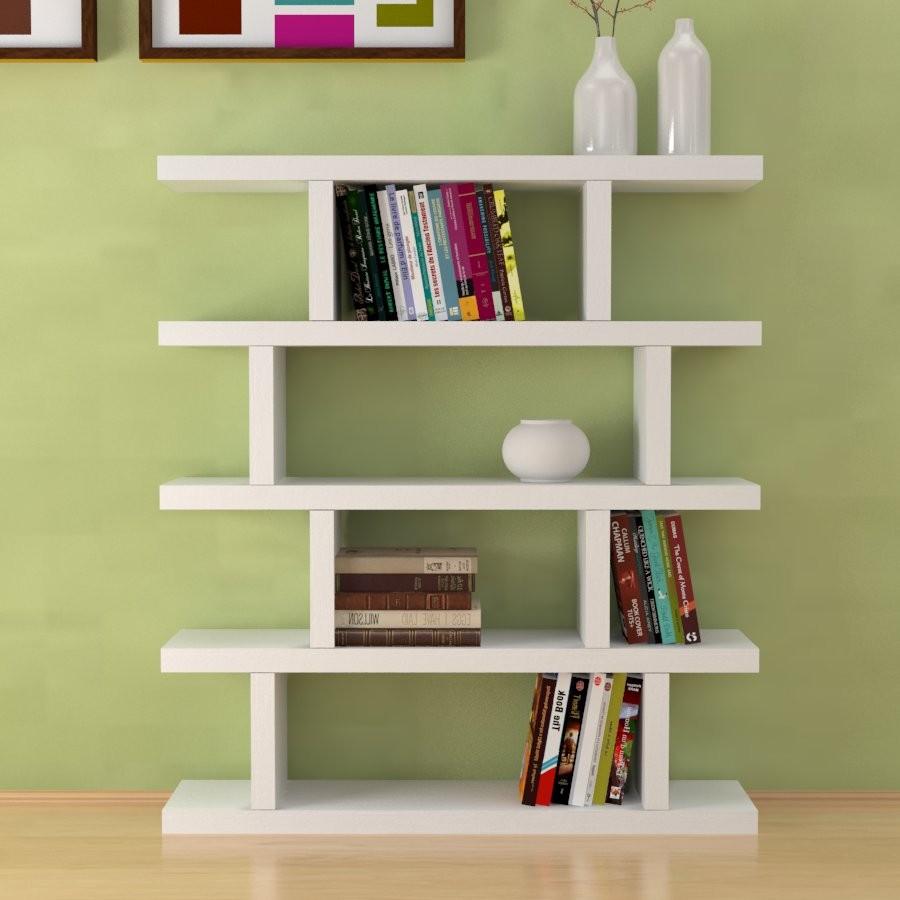 Libreria design armony mobile legno componibile mensole in for Libreria angolare componibile