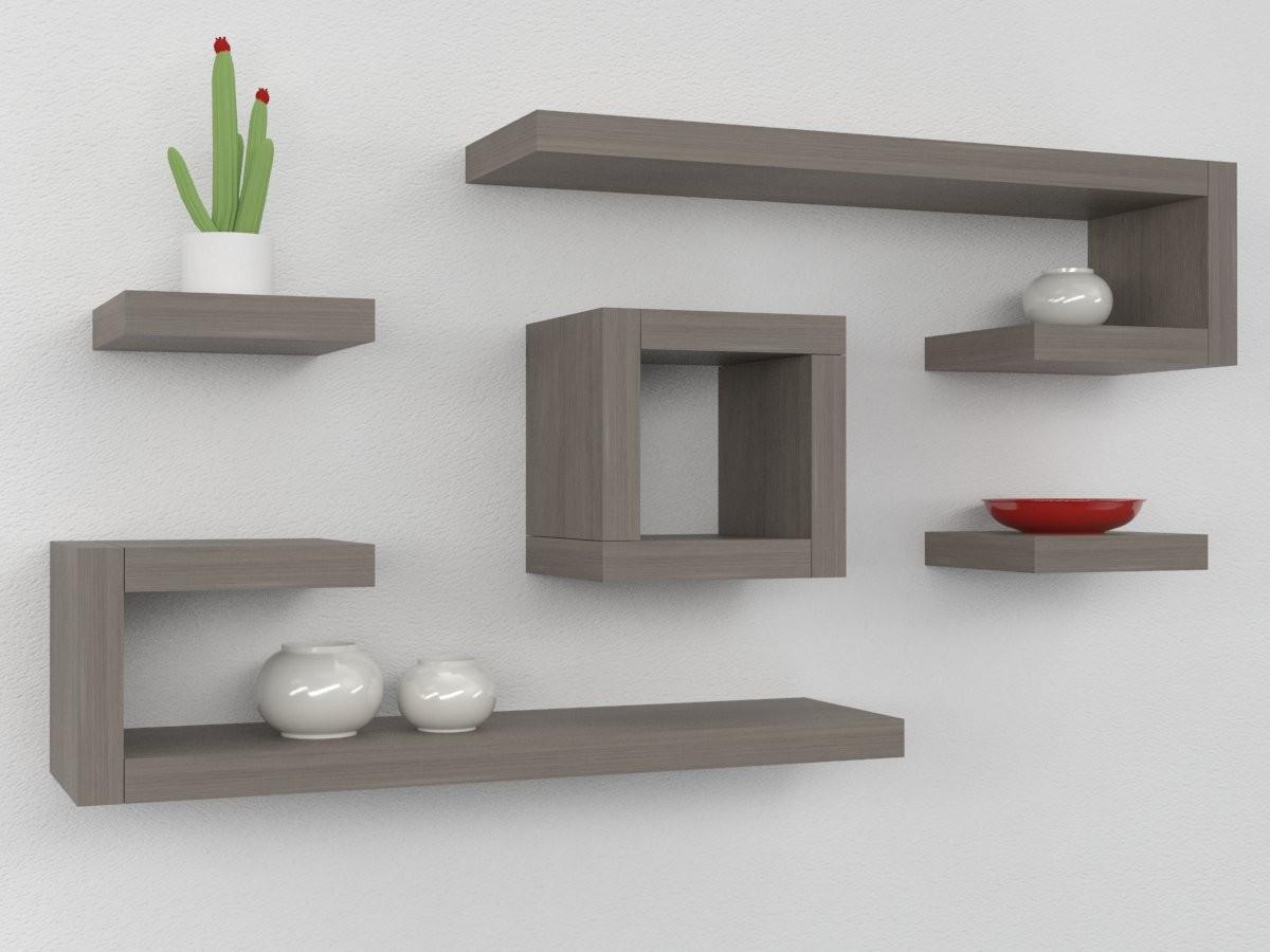 Mensole design ilary in legno di alta qualita 39 sp 4 cm in 12 colorazioni ebay - Mensole bagno design ...