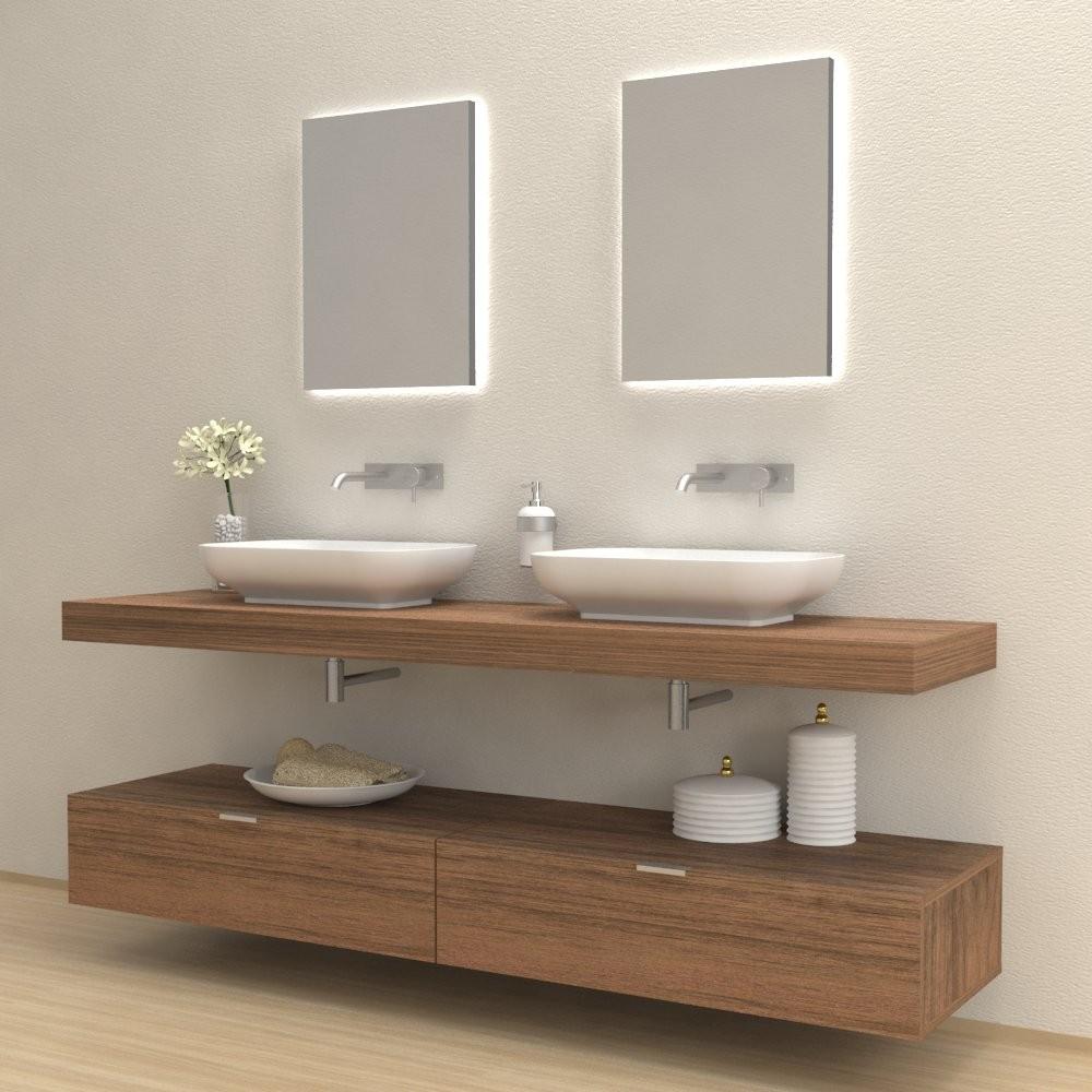 Hola mobile completo arredo bagno design in diverse for Arredo bagno ebay